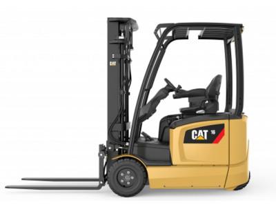 Impact Handling пополнил автопарк компании Harsco погрузчиками CAT
