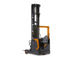 Простая, быстрая и безопасная обработка грузов на высоте до 13 м с новой опцией Rocla Humanic2