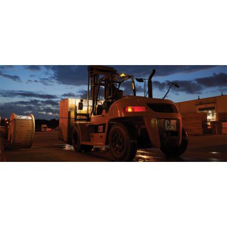 Погрузчики Cat lift trucks: опции и преимущества
